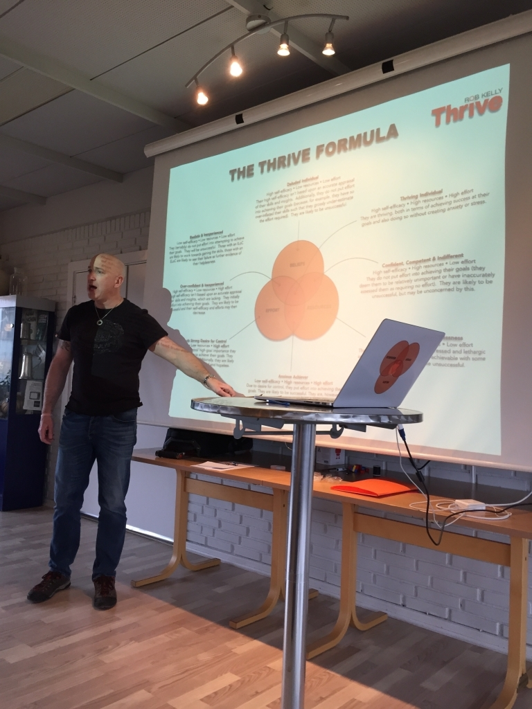 Cure Your Emetophobia and Thrive seminar